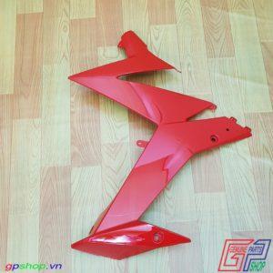 Bửng trái Satria F150 Fi đỏ - Bửng trái Raider R150 Fi đỏ