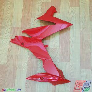Bửng phải Satria F150 Fi đỏ - Bửng phải Raider R150 Fi đỏ