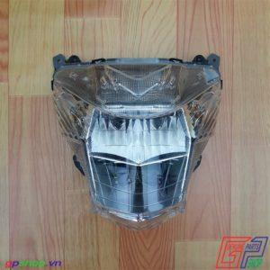 Chóa đèn Satria F150 Fi, Chóa đèn Raider R150 Fi. Pha đèn Satria Fi, Pha đèn Raider Fi