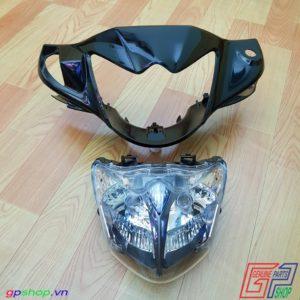 Đầu đèn Axelo 125 Indo màu đen