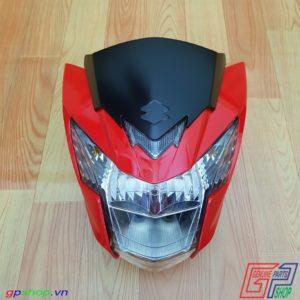 Đầu đèn Satria F150 Fi đỏ