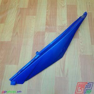 Bụng trái Satria F150 Fi xanh gp
