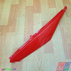 Bụng trái Satria F150 Fi đỏ