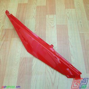 Ốp bụng phải Satria F150 Fi đỏ