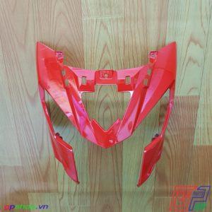 Ốp chóa đèn Satria F150 Fi đỏ