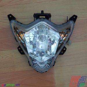 Chóa đèn Satria F150 Fu trắng