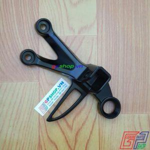 Bát gác chân sau phải Satria F150, Bát gác chân sau phải Raider R150, Bát gác chân Sau chính hãng Suzuki | GPSHOP.VN - 0919778081