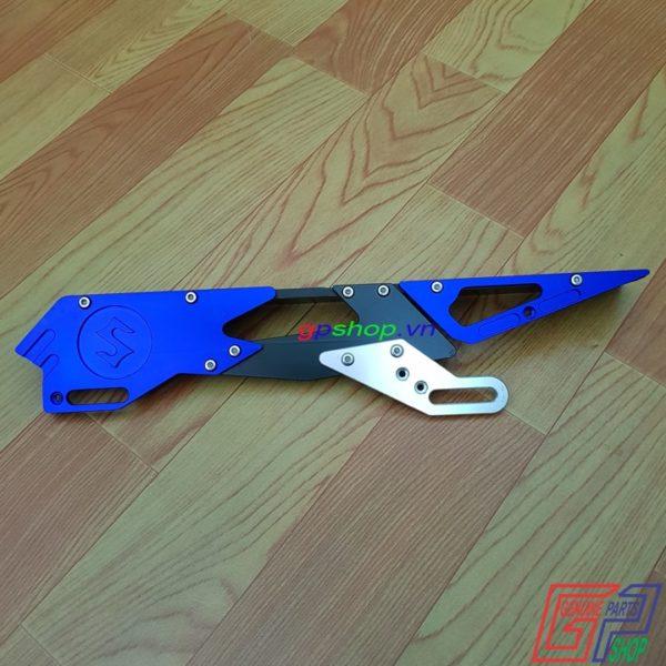 Carte nhôm cnc, Chắn sên bằng nhôm CNC. Dùng được cho hầu hết các dòng xe số. Được làm từ nhôm gia công bằng máy CNC | GPSHOP.VN - 0919778081