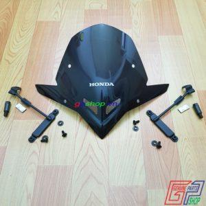 Kít chắn gió Supra GTR 150, Kít chắn gió Winner 150. Ốp chắn gió kiểu Supra grt 150 cho Winner 150 chính hãng honda | GPSHOP.VN - 0919778081