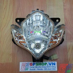Chóa đèn Satria 150 mắt phượng, Chóa đèn k9, Chóa đèn belang 150, Chóa đèn mắt phượng, Chóa đèn Satria 150 2009 | GPSHOP.VN - 0919778081