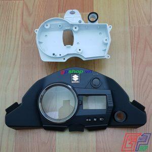 Mặt và đế đồng hồ Satria F150 Fu, Mặt và đế đồng hồ Raider R150 Fu. Combo mặt đồng hồ và đế đồng hồ xăng cơ | GPSHOP.VN - 0919778081