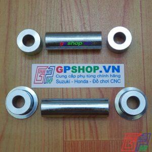 Bộ cục căn ống chỉ Satria F150 - Raider R150, Bộ cục căn ống chỉ Raider R150. Combo cục căn ống chỉ bánh xe chính hãng Suzuki | GPSHOP.VN