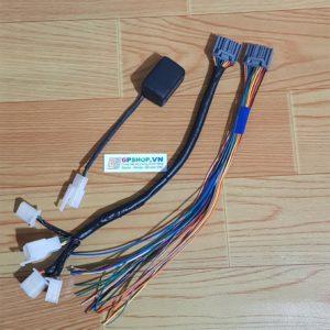 Dây điện đồng hồ Satria 150 Fi - Dây điện đồng hồ Raider 150 Fi - Dây điện đồng hồ GSX 150. Jack cắm đồng hồ Satria 150 Fi